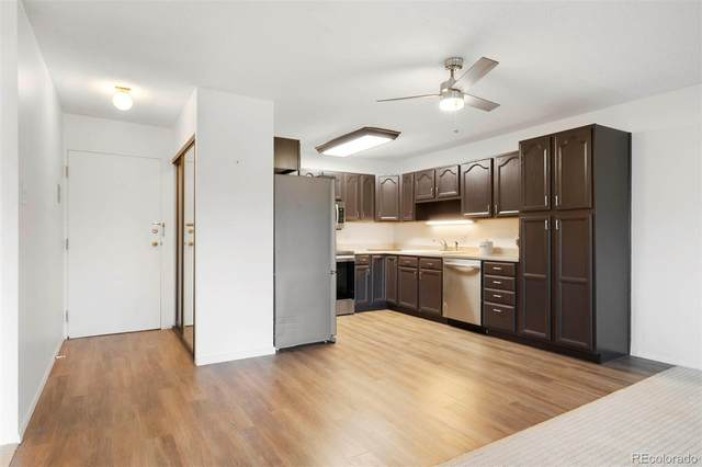 580 S Clinton Street 9B, Denver, CO 80247 (#2138608) :: Compass Colorado Realty