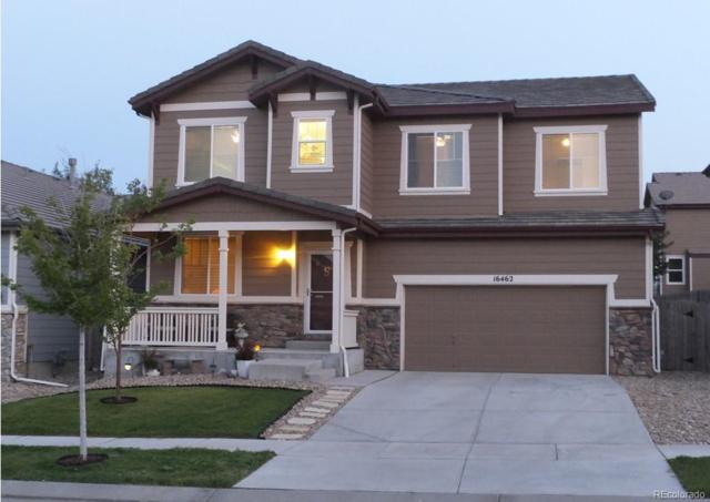 16462 E 96th Way, Commerce City, CO 80022 (#2143754) :: The Griffith Home Team