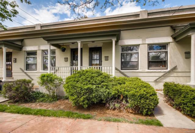 125 E Exposition Avenue, Denver, CO 80209 (#2152885) :: Mile High Luxury Real Estate