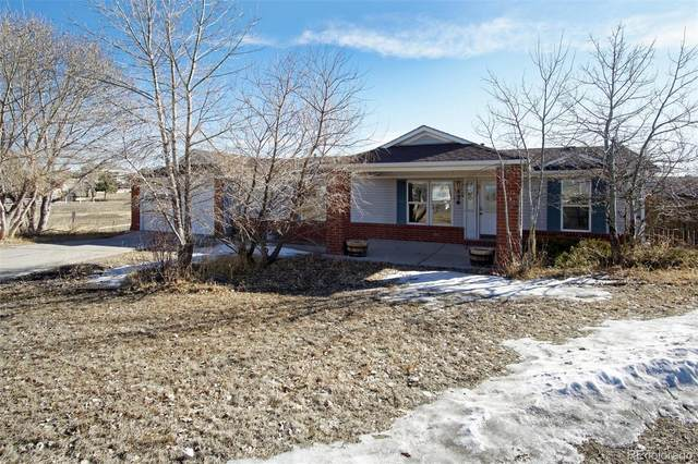 456 Blackfoot Court, Kiowa, CO 80117 (MLS #2166041) :: 8z Real Estate