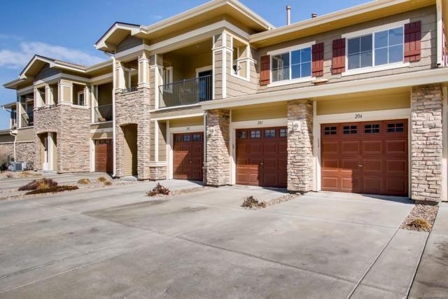 6262 Kilmer Loop #206, Arvada, CO 80403 (#2173171) :: Bring Home Denver