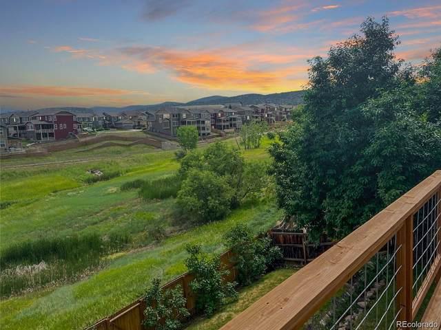 11728 W Cooper Drive, Littleton, CO 80127 (#2174535) :: Wisdom Real Estate