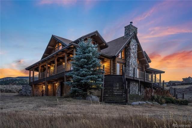 23145 Snowbird Trail, Oak Creek, CO 80467 (#2186782) :: The Harling Team @ Homesmart Realty Group