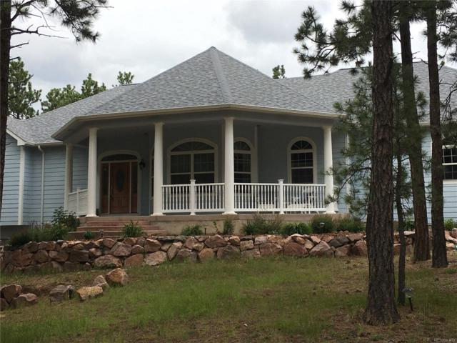 8510 Wranglers Way, Colorado Springs, CO 80908 (MLS #2202500) :: 8z Real Estate