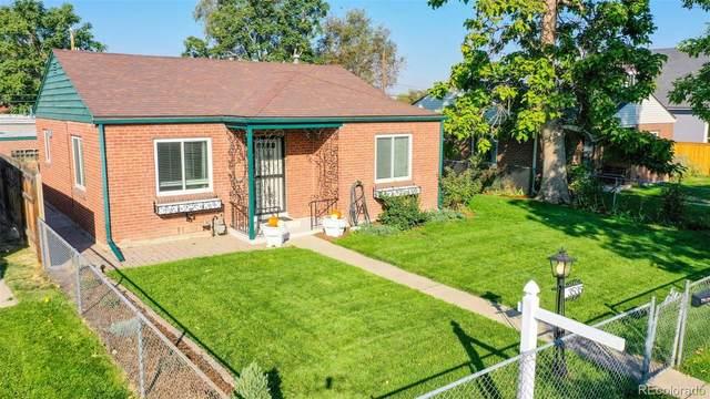 3535 N Fillmore Street, Denver, CO 80205 (MLS #2219371) :: 8z Real Estate