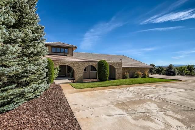 2661 Castle Crest Drive, Castle Rock, CO 80104 (MLS #2226252) :: Find Colorado Real Estate