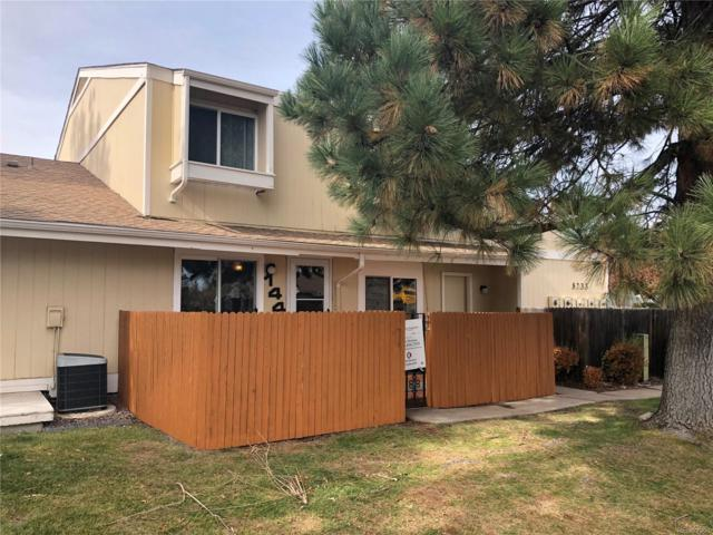 8733 Chase Drive #144, Arvada, CO 80003 (#2231292) :: My Home Team