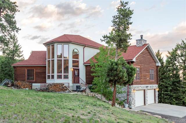 11997 Coal Creek Heights Drive, Golden, CO 80403 (#2235574) :: Chateaux Realty Group