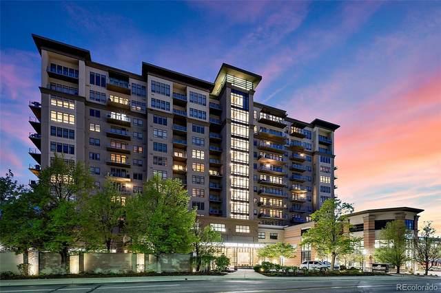 5455 Landmark Place #1101, Greenwood Village, CO 80111 (#2238688) :: Finch & Gable Real Estate Co.
