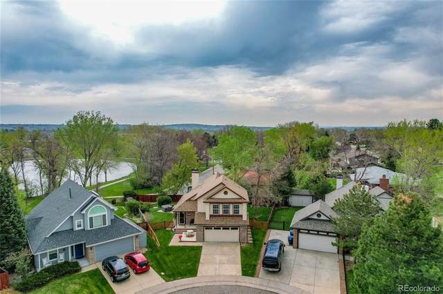 12986 W 61st Circle, Arvada, CO 80004 (#2258152) :: The DeGrood Team