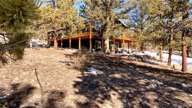 18995 Monte Escondido Drive, Buena Vista, CO 81211 (#2267782) :: The Gilbert Group