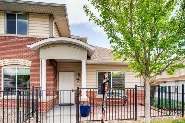 3516 W 75th Avenue D, Westminster, CO 80030 (#2267803) :: The DeGrood Team