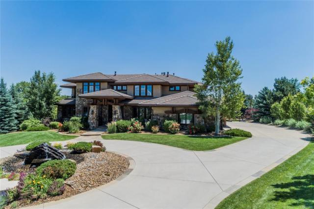 1200 White Hawk Ranch Drive, Boulder, CO 80303 (#2272375) :: The City and Mountains Group