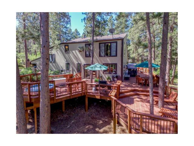 10493 Empire Drive, Franktown, CO 80116 (MLS #2279978) :: 8z Real Estate