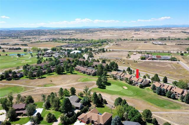 6614 Pinewood Drive, Parker, CO 80134 (MLS #2281679) :: 8z Real Estate