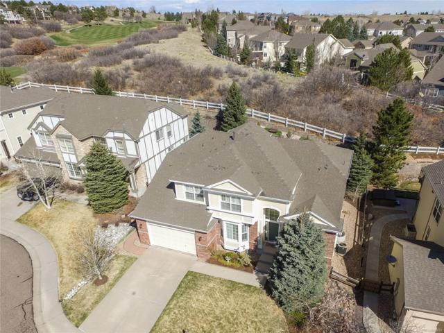 7815 Stonedale Drive, Castle Pines, CO 80108 (#2293980) :: The Peak Properties Group