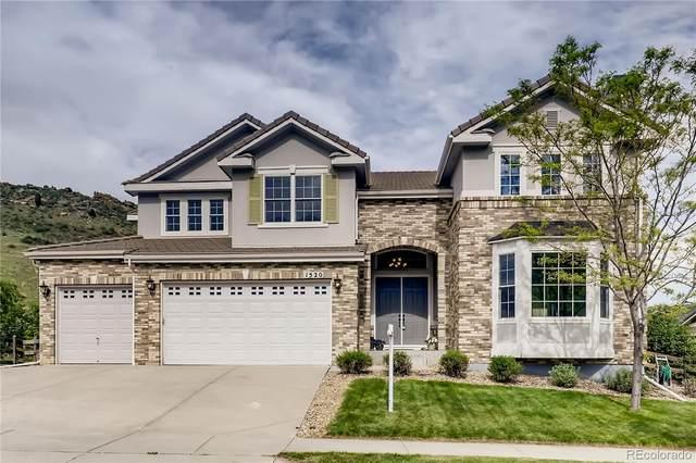 1520 Jesse Lane, Golden, CO 80403 (#2319951) :: Peak Properties Group