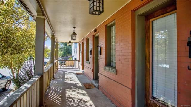 3133 Tejon Street B, Denver, CO 80211 (MLS #2340131) :: 8z Real Estate