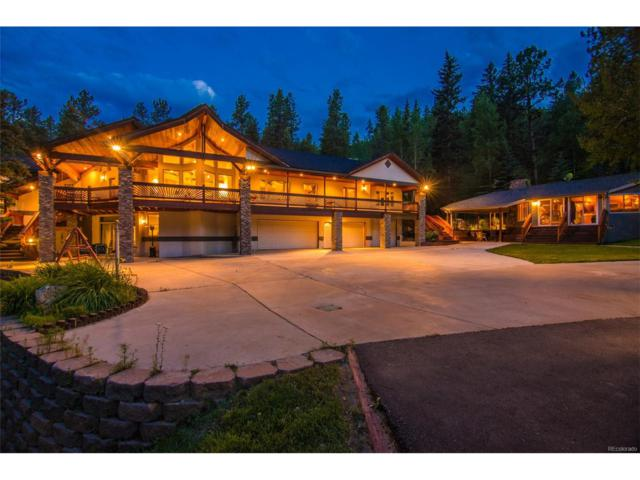 13604 S Baird Road, Conifer, CO 80433 (MLS #2347252) :: 8z Real Estate