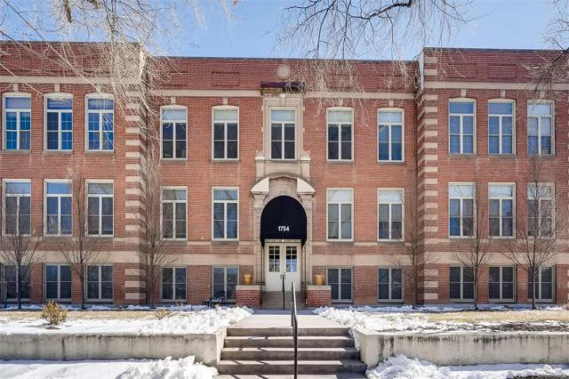 1754 S Grant Street B3, Denver, CO 80210 (#2349732) :: The Dixon Group