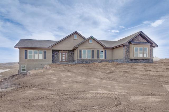 19889 Royal Troon Drive, Monument, CO 80132 (#2367431) :: The Heyl Group at Keller Williams