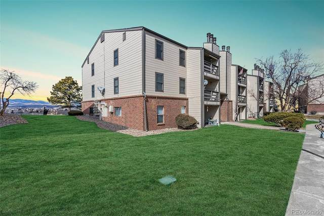 519 Wright Street #301, Lakewood, CO 80228 (#2377450) :: Realty ONE Group Five Star