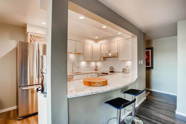 1366 Garfield Street #307, Denver, CO 80206 (#2379405) :: The Heyl Group at Keller Williams