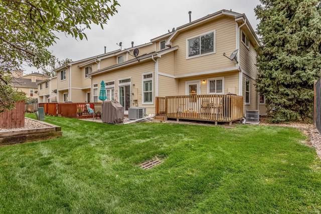 1885 S Quebec Way J101, Denver, CO 80231 (MLS #2381957) :: 8z Real Estate