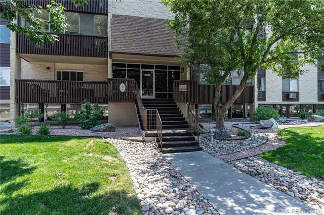 6930 E Girard Avenue #305, Denver, CO 80224 (MLS #2393615) :: Stephanie Kolesar