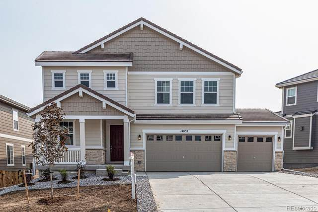 14852 Pepper Pike Place, Parker, CO 80134 (#2400532) :: The DeGrood Team