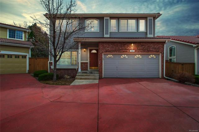 1363 Laurenwood Way, Highlands Ranch, CO 80129 (#2418990) :: The Heyl Group at Keller Williams