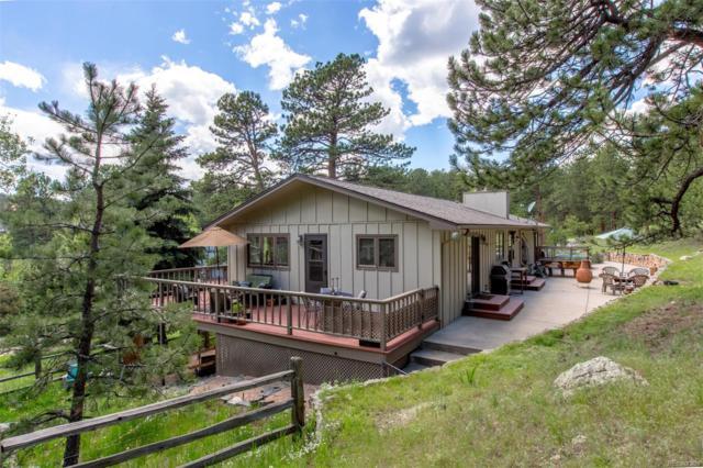 2808 Scotia Road, Evergreen, CO 80439 (#2426450) :: Colorado Home Finder Realty