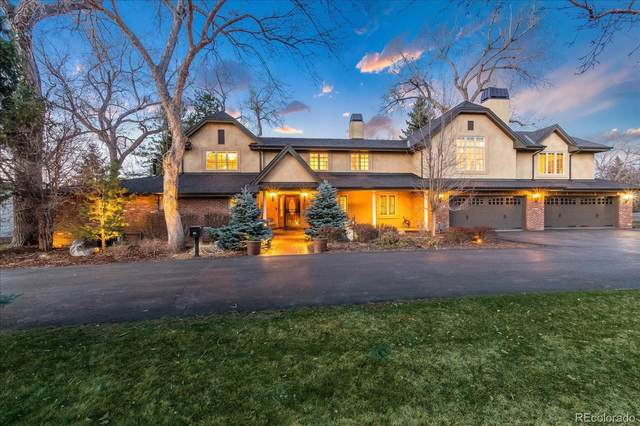 24 South Lane, Cherry Hills Village, CO 80113 (MLS #2445560) :: Clare Day with Keller Williams Advantage Realty LLC