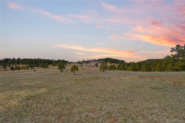 Lot 1 Ridge Way, Golden, CO 80401 (MLS #2463096) :: 8z Real Estate