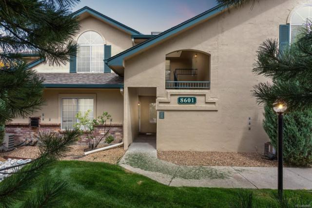 8601 E Dry Creek Road #121, Centennial, CO 80112 (MLS #2475469) :: Kittle Real Estate