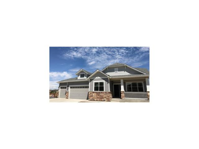 20703 Park Hollow Drive, Parker, CO 80138 (MLS #2489770) :: 8z Real Estate