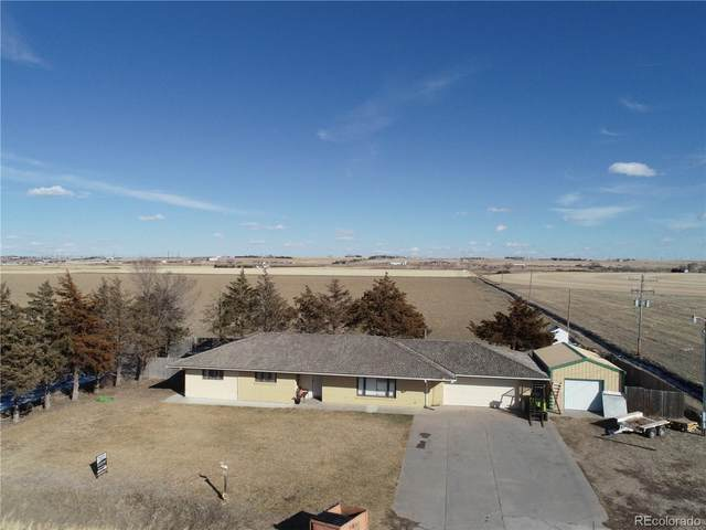 16038 County Road 28, Brush, CO 80723 (MLS #2491965) :: 8z Real Estate