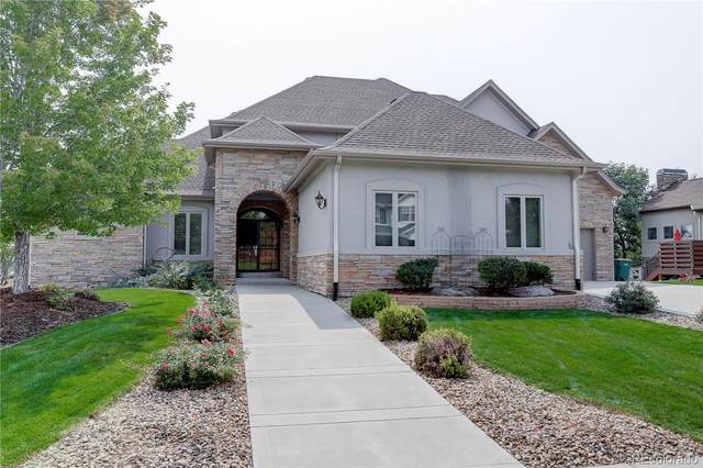 12832 W 80th Place, Arvada, CO 80005 (MLS #2492051) :: The Sam Biller Home Team