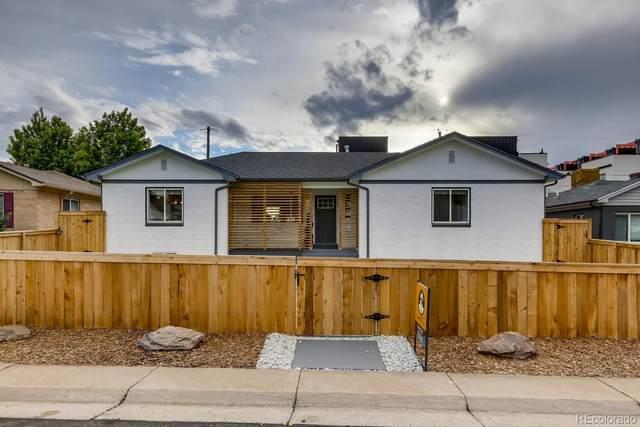 3015 Monroe Street, Denver, CO 80205 (MLS #2493977) :: Kittle Real Estate