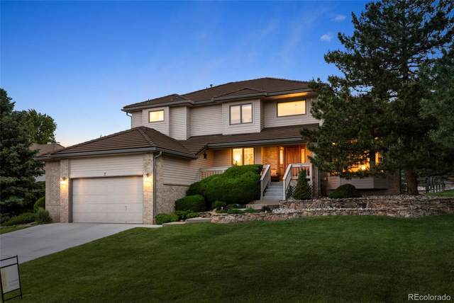 7 Snowy Owl Lane, Littleton, CO 80127 (MLS #2506900) :: 8z Real Estate