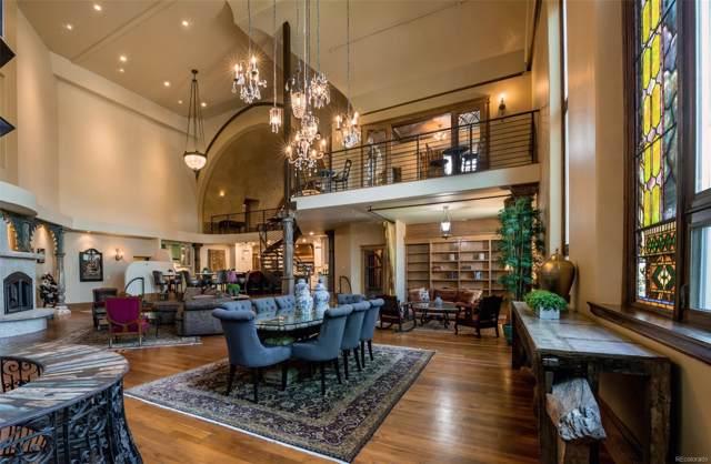 2283 N Ogden Street D, Denver, CO 80205 (#2510137) :: True Performance Real Estate