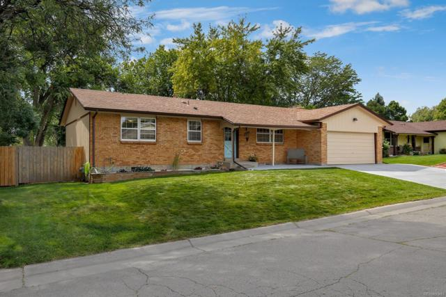 6402 W 82nd Drive, Arvada, CO 80003 (#2515098) :: The DeGrood Team