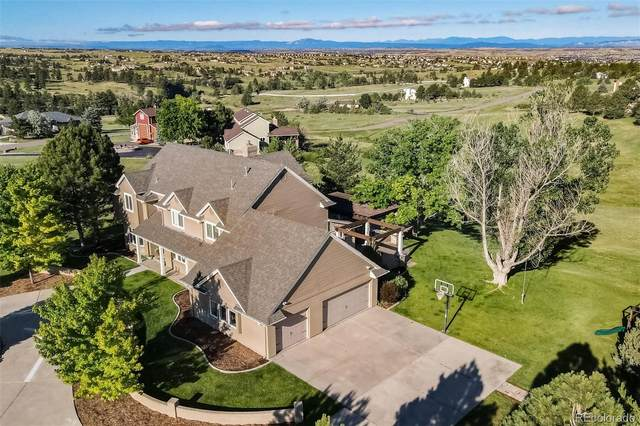 10795 E Pinewood Drive, Parker, CO 80138 (#2528374) :: Berkshire Hathaway HomeServices Innovative Real Estate