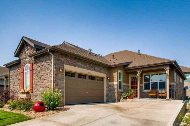 16575 W 85th Lane A, Arvada, CO 80007 (#2534938) :: The Pete Cook Home Group