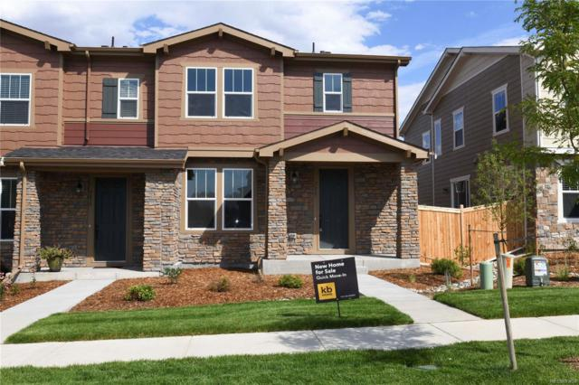7617 S Winnipeg Court, Aurora, CO 80016 (#2536815) :: HomeSmart Realty Group