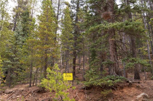 0000 Soda Creek Trail, Idaho Springs, CO 80452 (#2557138) :: Bring Home Denver with Keller Williams Downtown Realty LLC