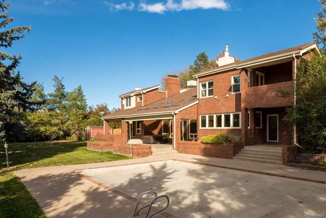 1 Sedgwick Drive, Cherry Hills Village, CO 80113 (#2567050) :: The Healey Group