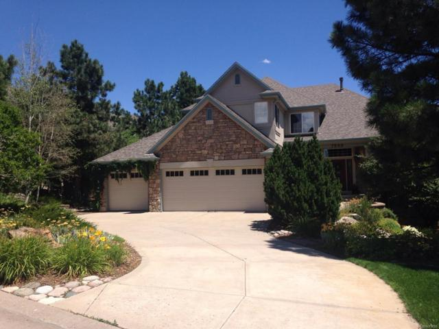 7808 Glen Ridge Drive, Castle Pines, CO 80108 (MLS #2576863) :: 8z Real Estate