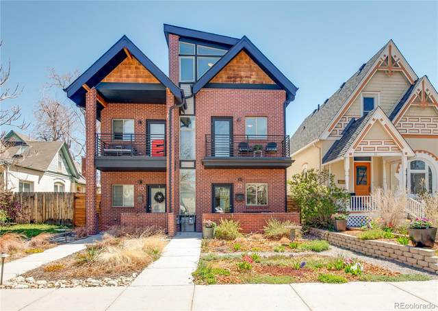 22 S Grant Street, Denver, CO 80209 (#2577558) :: Portenga Properties