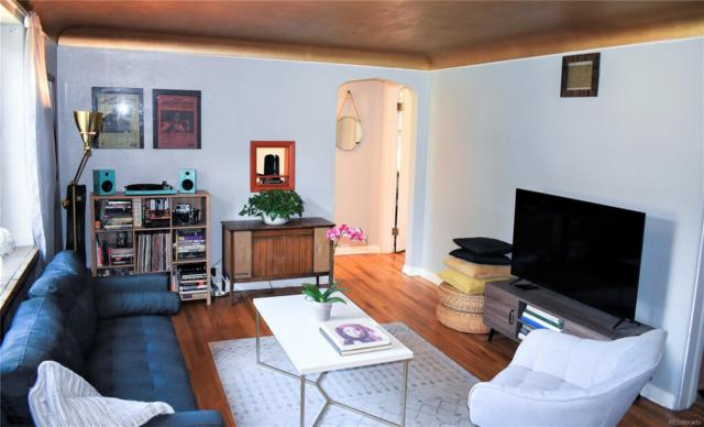 1525 Hudson Street #2, Denver, CO 80220 (MLS #2580354) :: 8z Real Estate